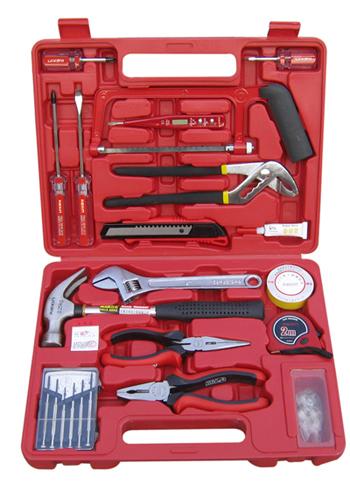 21件家用工具组套